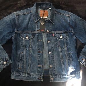 Levis Premium Ex-Boyfriend Trucker Jacket